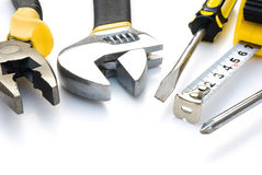 Different tools Royalty Free Stock Photography