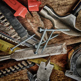 Different tools Royalty Free Stock Photos
