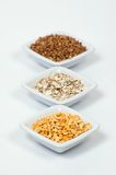 Different types of grain Royalty Free Stock Image
