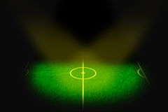 Different types of sport fields. To see similar please visit my gallery royalty free illustration