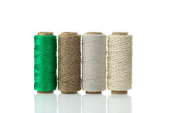 Different Types of Twine Stock Photo