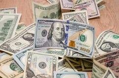 Different US Dollar Stock Photos