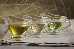 Different vegetable oil stock photos