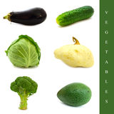 Different vegetables Stock Photography