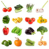 Different Vegetables Royalty Free Stock Photos