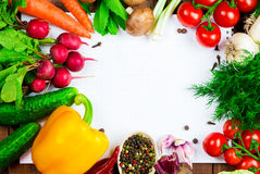 Different vegetables Stock Photo