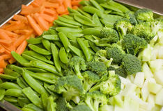 Different vegetables closeup Stock Photos