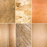 Different wooden background Stock Photos