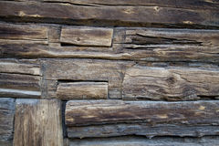 Different Wooden Planks Background Texture. Random Wooden Planks Background Texture Stock Photos