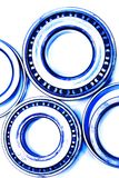 Differential bearings used auto parts abstract Royalty Free Stock Image