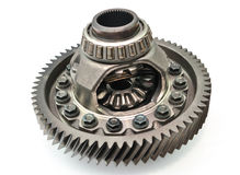 Differential. Royalty Free Stock Image