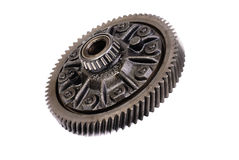 Differential gear isolated Royalty Free Stock Photos