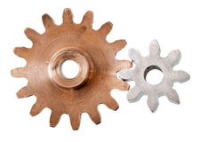Differential gears Royalty Free Stock Photos