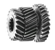 Differential gears Royalty Free Stock Photography