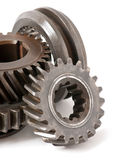 Differential gears Stock Images