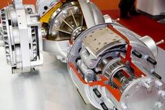 differentiallastbil Royaltyfria Bilder
