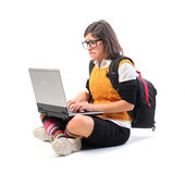 Difficult work Stock Photography