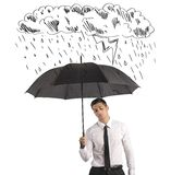 Difficulty in business Stock Photo