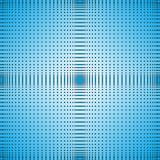 Diffraction of laser light in a nano material Royalty Free Stock Images
