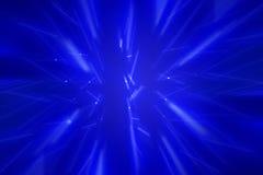 Diffusa Ray Lines Arkivbilder