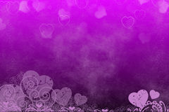 Diffuse background. Pink colors on diffuse background Royalty Free Illustration