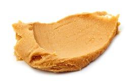 Diffusion de beurre d'arachide image stock