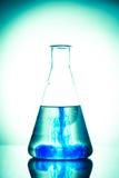 Diffusion in einer Flasche stockfotografie