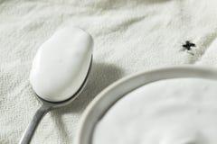 Diffusione appiccicosa dolce della lanugine di caramella gommosa e molle immagini stock libere da diritti