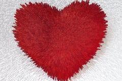 Diffusione di amore e di salute del cuore illustrazione di stock