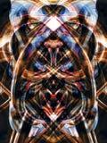 Difusión del color Imagen de archivo libre de regalías