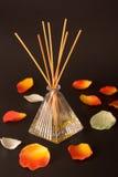 Difusor y fragancia del aroma Foto de archivo libre de regalías