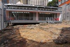 Dig Archaeology Education Centre grande imagenes de archivo