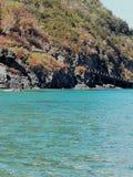 Isola Dino in Calabria. Dig sud italia calabria sea holiday mediterraneo island isoladino nature royalty free stock images
