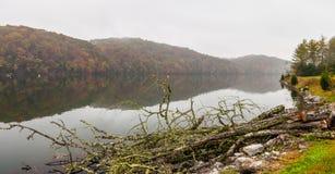 Diga della collina di Melton Fotografie Stock