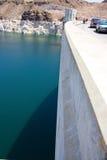Diga di Hoover nel lago Powell Fotografia Stock Libera da Diritti