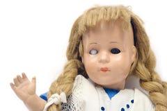 Diga hola al bebé Imagen de archivo