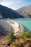 Diga idroelettrica Immagini Stock Libere da Diritti