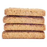 Digestive biscuits Stock Photography