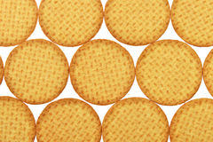 Digestive biscuits Royalty Free Stock Images
