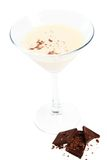 Digestive cocktail Royalty Free Stock Images