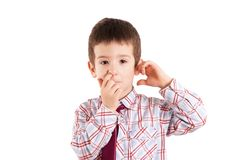 Digger μύτης Στοκ φωτογραφία με δικαίωμα ελεύθερης χρήσης