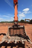 Digger bucket Stock Images