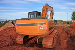 Digger Stock Images