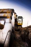 Digger Stock Photography