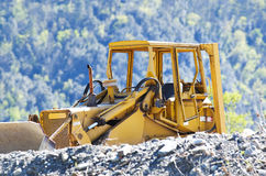 Digger Royalty Free Stock Photos