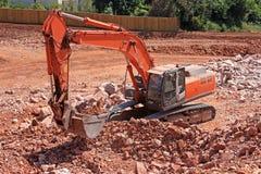 Digger Stock Image