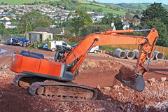 Digger Stock Photography