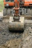 Digging 3 Stock Photo