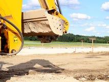 Digging machine Royalty Free Stock Photo
