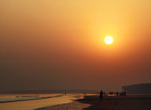 Digha beach Stock Photos
